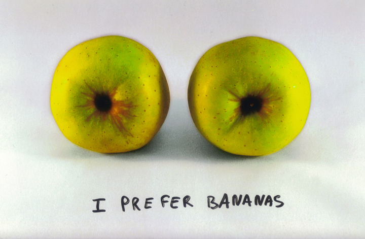 I Prefer Bananas - Postcards From the Edge