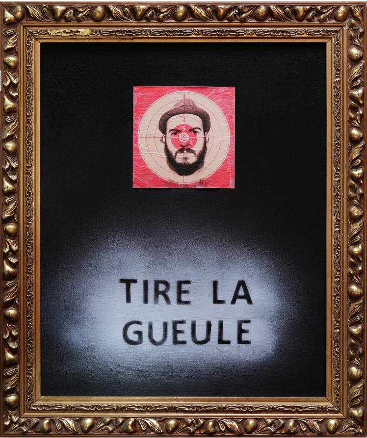 L'Open des Artistes de Monaco du 9 Février au 14 Mars 2017 Le rire dans le monde tel qu'il est